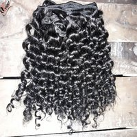 Wholesale Kinky Natural Indian Temple Hair Cuticle Aligned