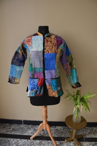 Ladies Patchwork Jacket