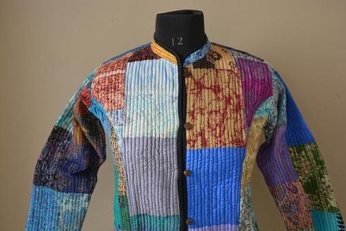Handmade Patchwork Jacket