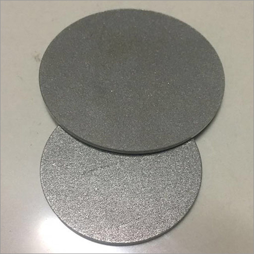 Sintered Material