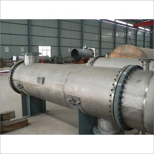 Titanium Heat Exchange