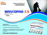 Mirtazapine 7.5mg Tablet