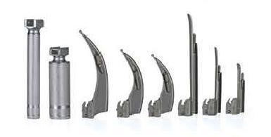 Laryngoscope LED & Fiber Optic