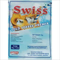 Cold Coffee Premix