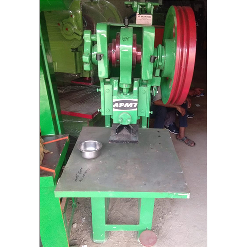 Automatic Hawai Chappal Making Machine