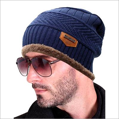 Woolen Fur Cap