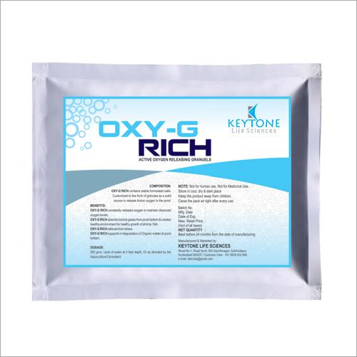 Oxy G Rich Active Oxygen Releasing Granule