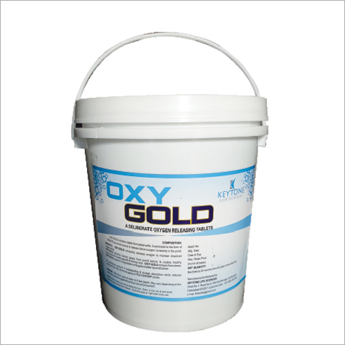 2 KG Oxy Gold Oxygen Releasing Tablets Bucket
