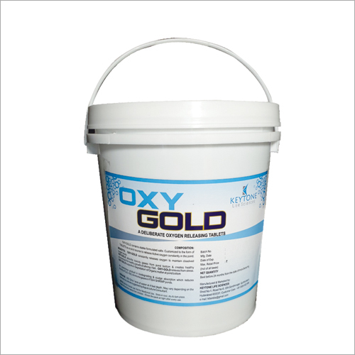 5 KG Oxy Gold Deliberate Oxygen Releasing Tablets Bucket