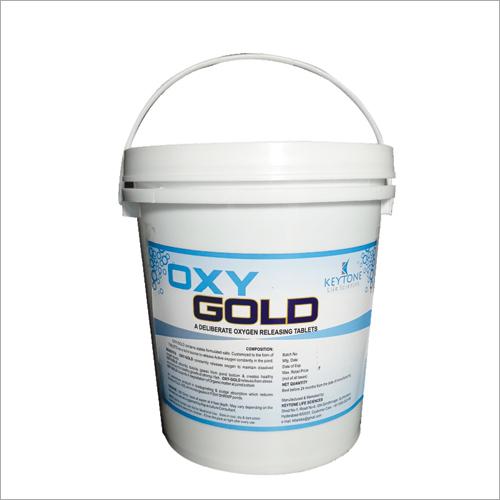 5 KG Oxy Gold Deliberate Oxygen Releasing Tablets Bucket