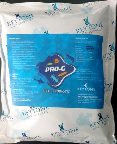 Aqua Feed Gut Pro Feed Probiotic Powder