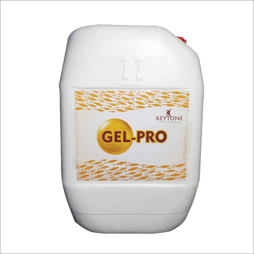 Binding gel for Aqua Feed Supplements