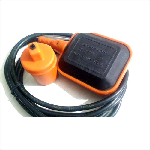 Black And Orange Float Switch