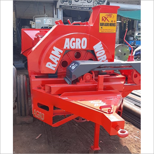 Agriculture Tractor Operated Chaff Cutter
