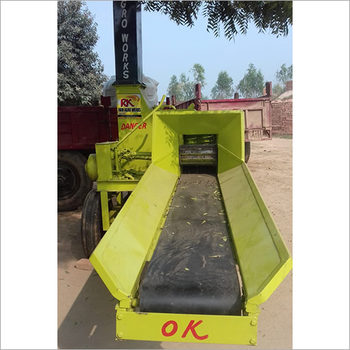 Agriculture Wood Chipper Machine