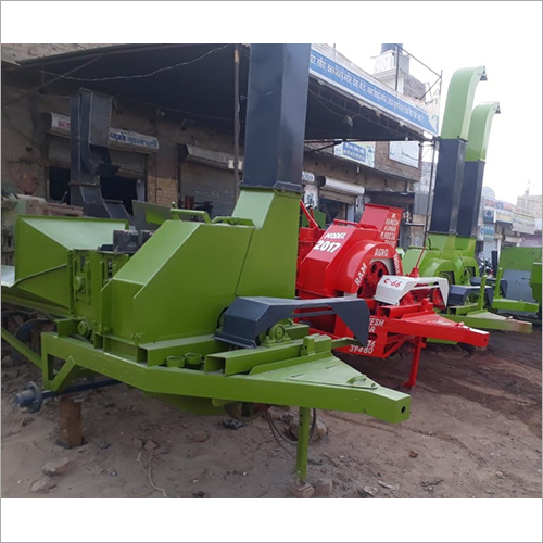 Tractor Operated Wood Chipper Machine