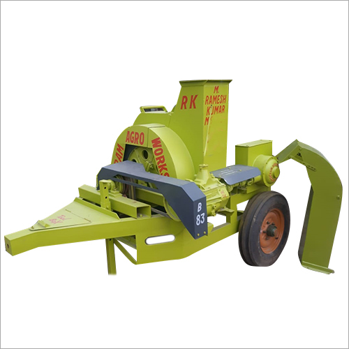 Industrial Wood Chipper Machine
