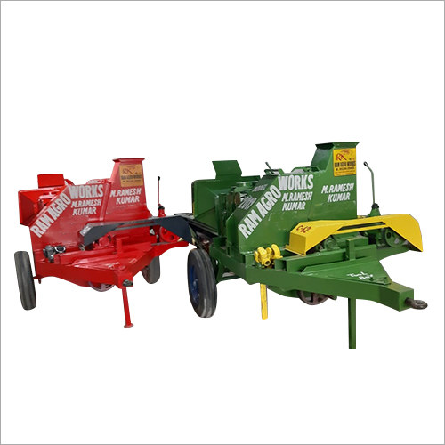 Tractor Driven Wood Chipper Machine