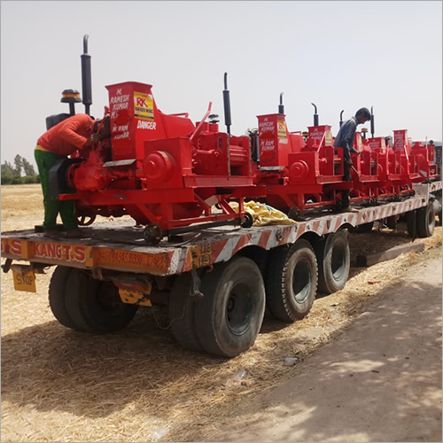 Motor Operated Wood Chipper Machine