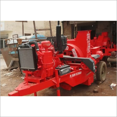 Agriculture Tractor Operated Wood Chipper Machine
