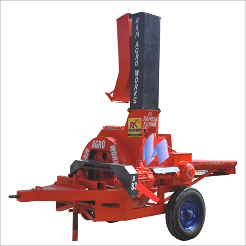 High Capacity Wood Chipper Machine