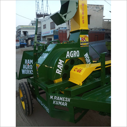 Heavy Duty Tractor Operated Wood Chipper Machine