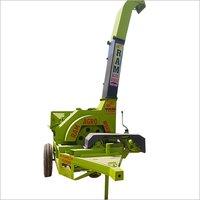 Industrial Chaff Cutter Machine