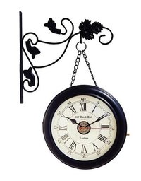 Antique Fancy Wall Clock