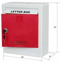 ABS Letter Box