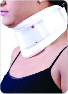 ortho cervical collar hard adjustable