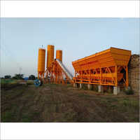 Maxmech Automatic MCP-120 High Capacity Concrete Batching Plant