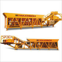 Maxmech Skid Mounted Concrete Batching Plant