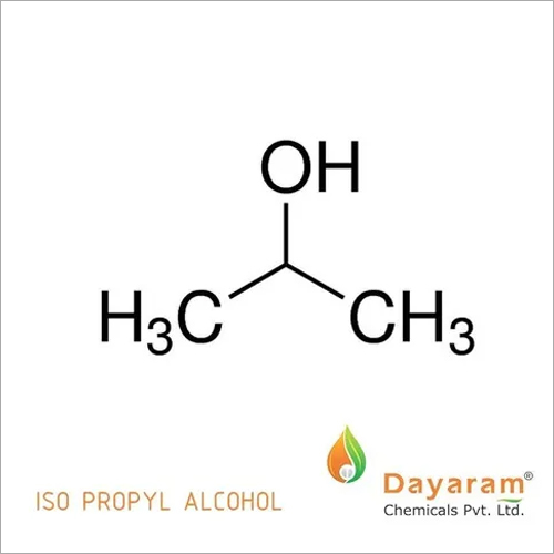 Iso Propyl Alcohol