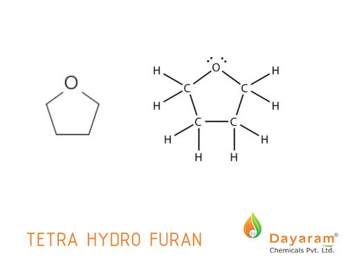 四与氢结合的呋喃