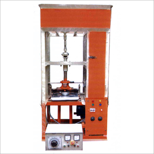 Single Die Fully Automatic Paper Plate Machine