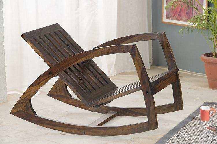 Solid Wood Rocking Chair Fiesta