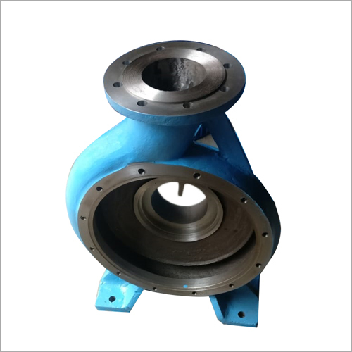 Nickel Alloy Pump Casing
