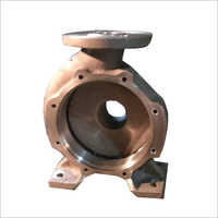 Hastealloy C Pump Casing