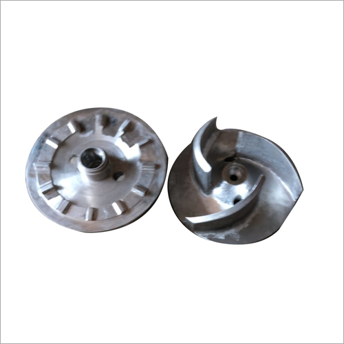 Alloy 20 Impellers