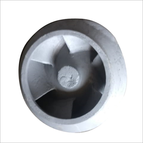 SS316L Closed Impeller