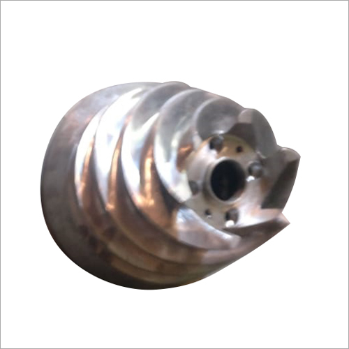 Scrapper Cone In Alloy 20