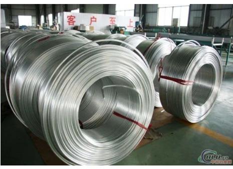 Aluminium Jumbo Roll