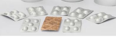 130-250mic Cold Forming Alu Alu Aluminium Foil Jumbo Rolls for Medical Use