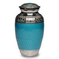 Silver Cremation Urns