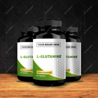 Contract Manufacturing for L-Glutamine Supplement