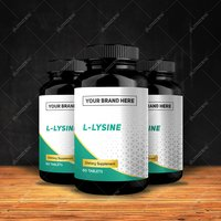 Contract Manufacturing for L-Lysine Supplement