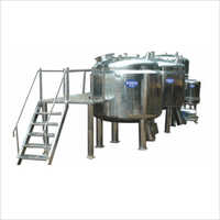 Liquid Oral Mfg Plant