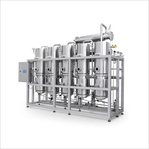 Multicolumn Distillation Column