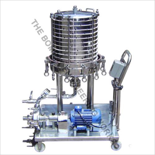 Sparkler Type Filter Press