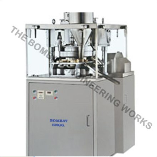 Double Sided Rotary Tableting Machine